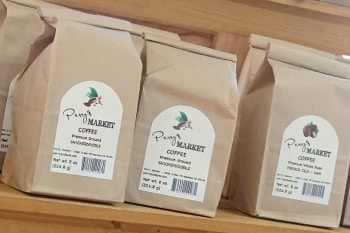 perrys market coffee beans